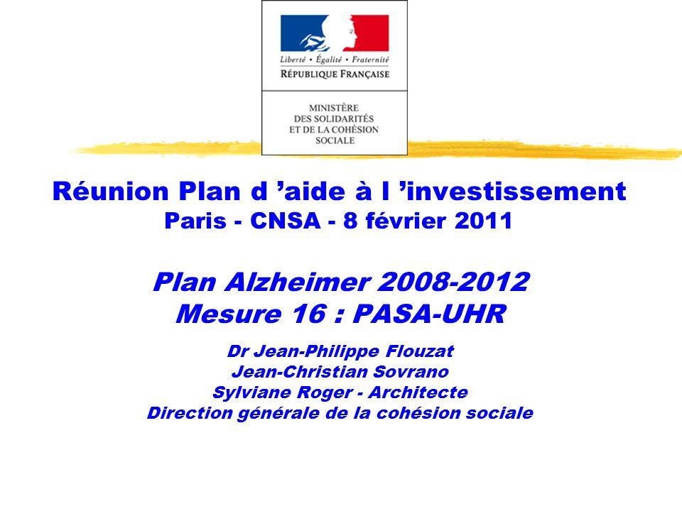 Réunion Plan d 'aide à l 'investissement