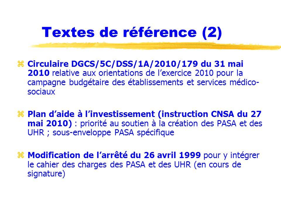 Textes de référence (2)