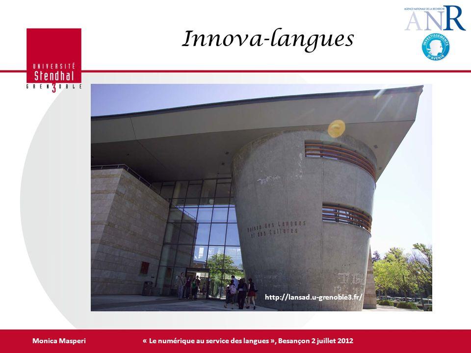 Innova-langues http://lansad.u-grenoble3.fr/