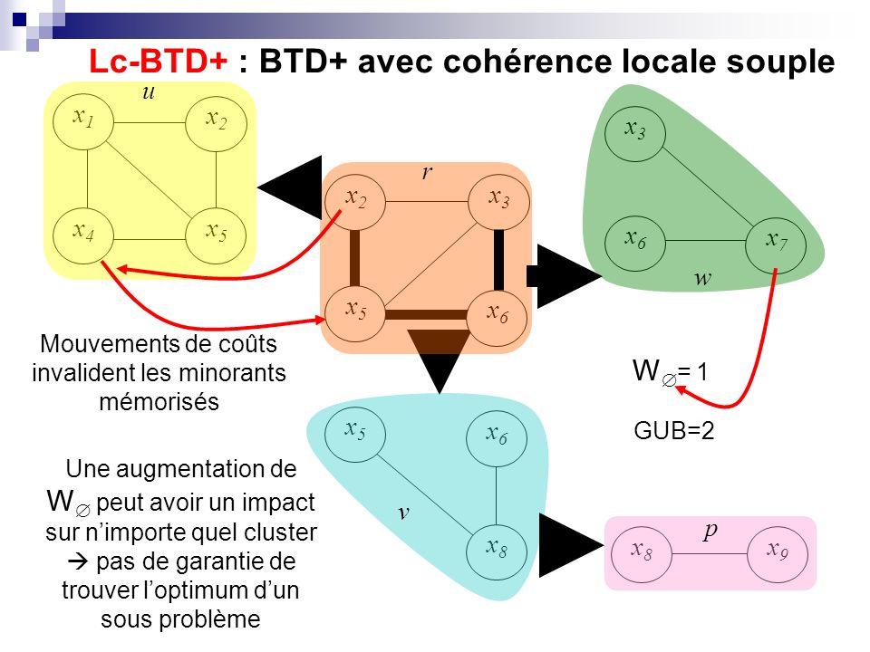 Lc-BTD+ : BTD+ avec cohérence locale souple