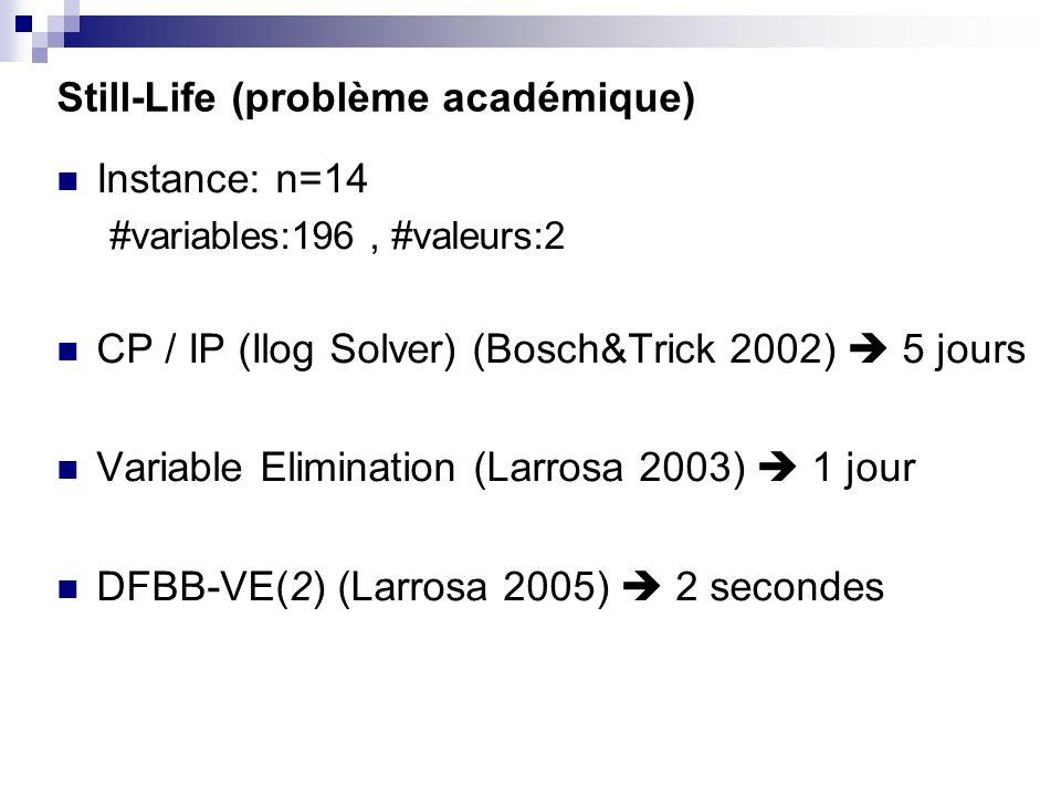 Still-Life (problème académique)