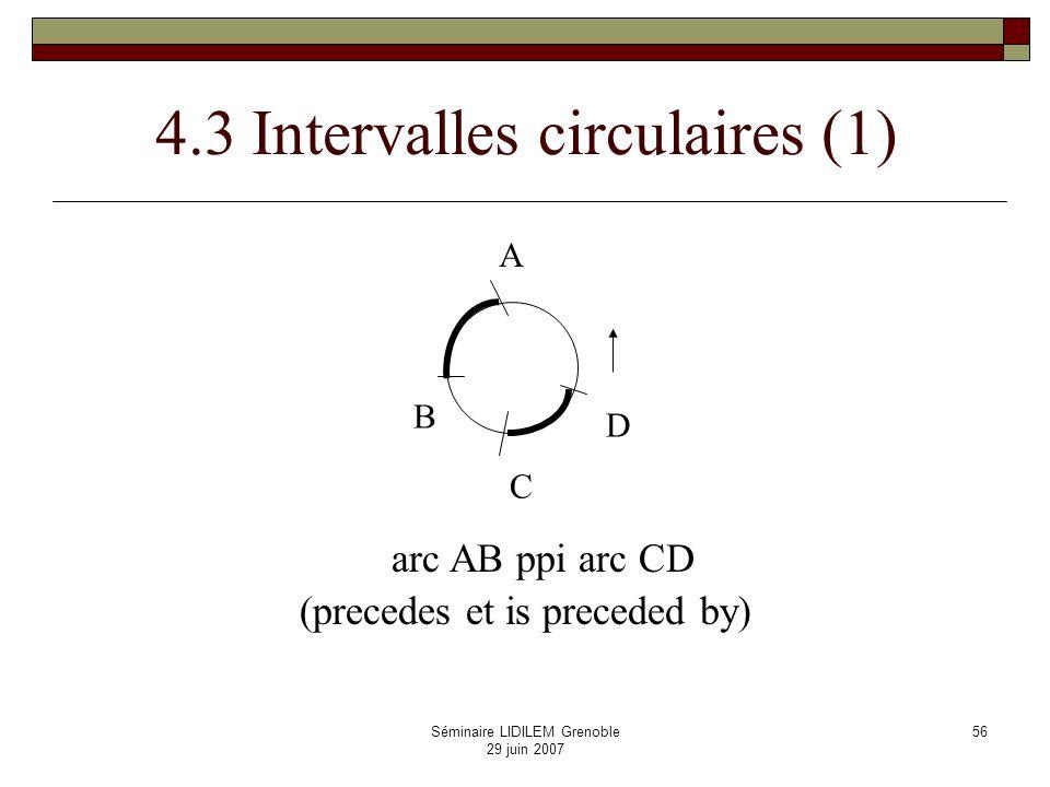 4.3 Intervalles circulaires (1)