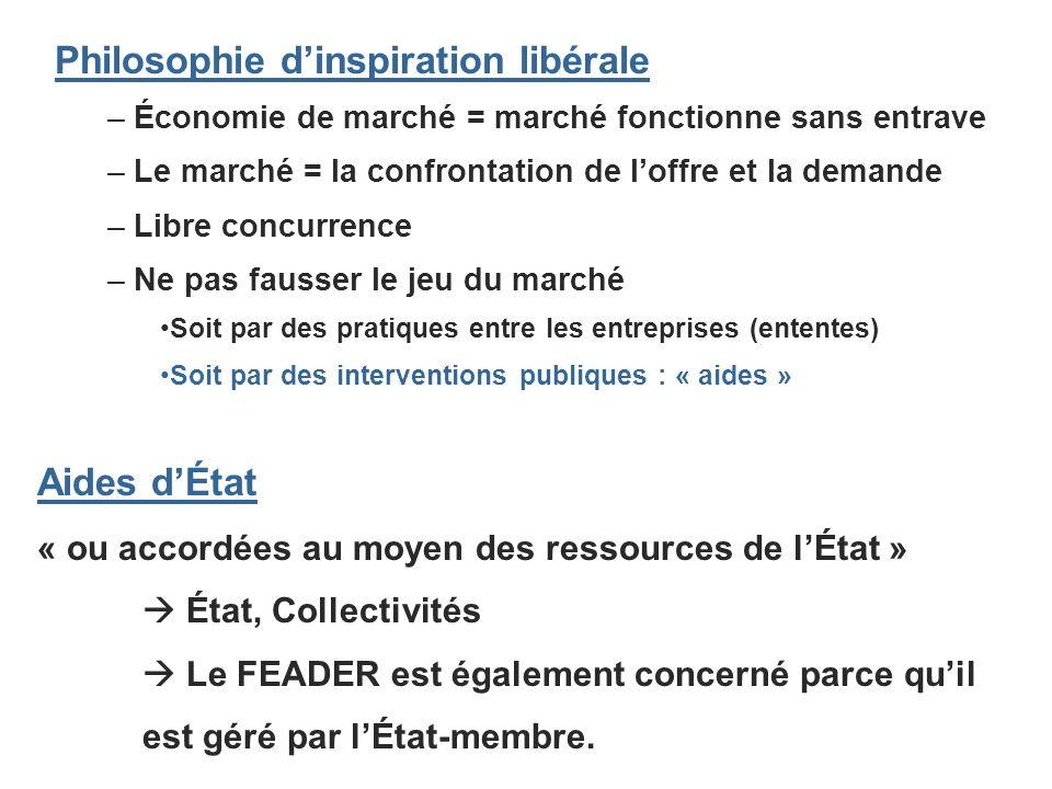 Philosophie d'inspiration libérale