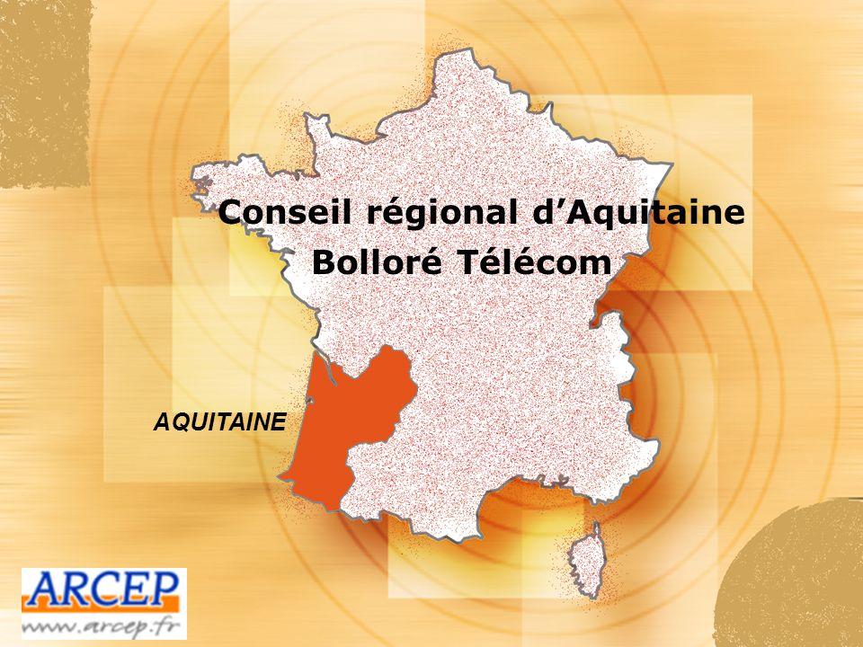 Conseil régional d'Aquitaine