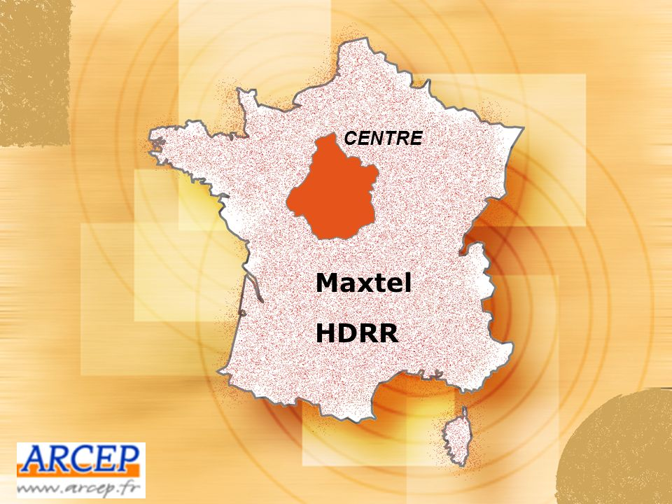 CENTRE Maxtel HDRR