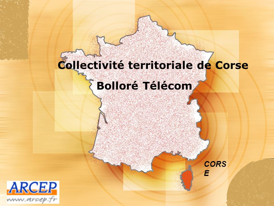 Collectivité territoriale de Corse