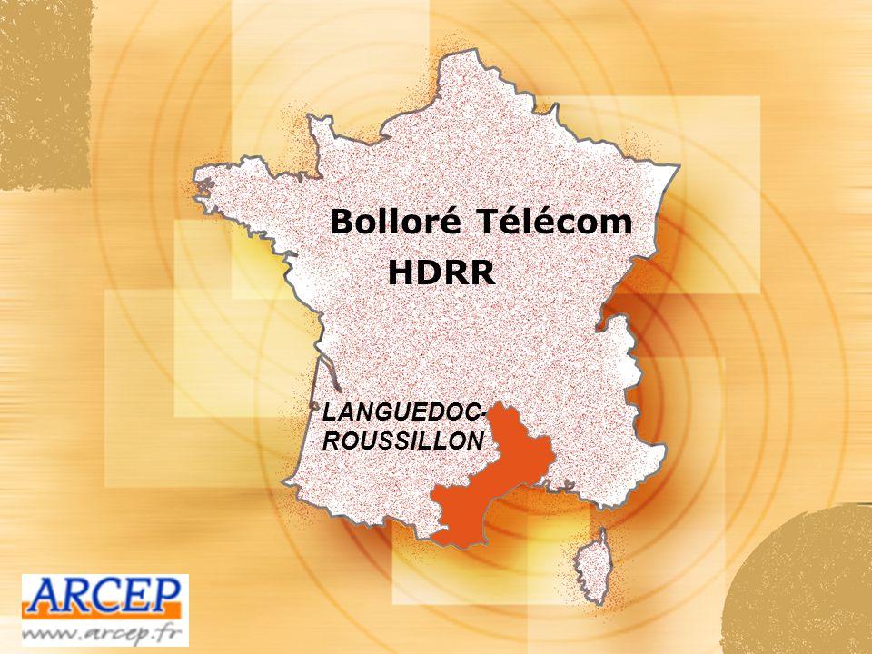 Bolloré Télécom HDRR LANGUEDOC-ROUSSILLON