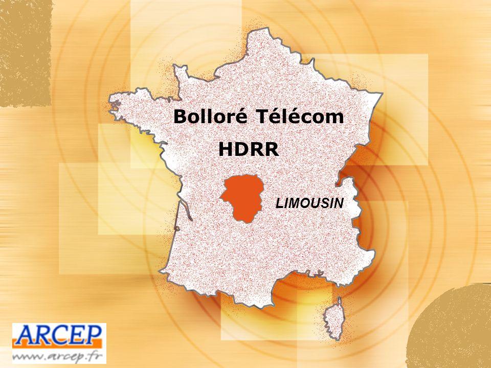 Bolloré Télécom HDRR LIMOUSIN