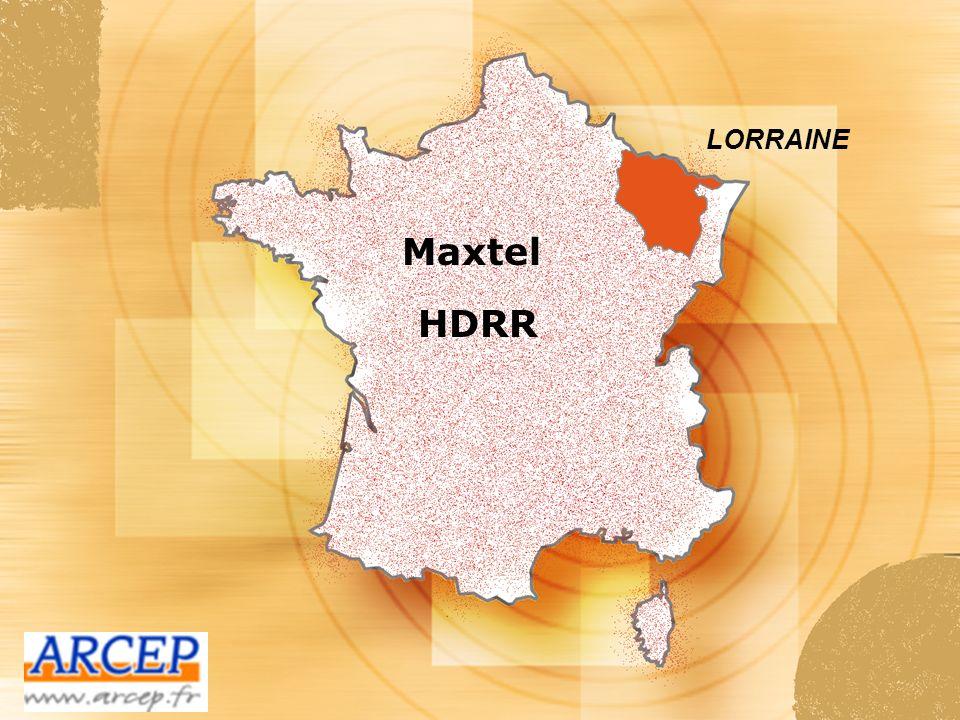 LORRAINE Maxtel HDRR