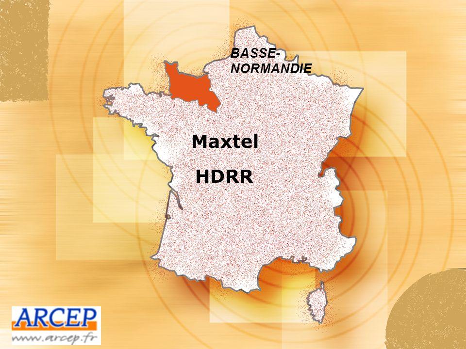 BASSE-NORMANDIE Maxtel HDRR
