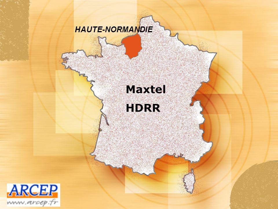 HAUTE-NORMANDIE Maxtel HDRR