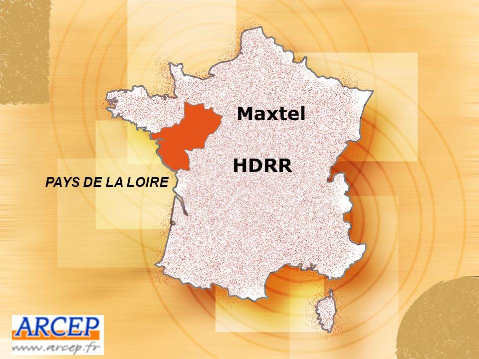 Maxtel HDRR PAYS DE LA LOIRE
