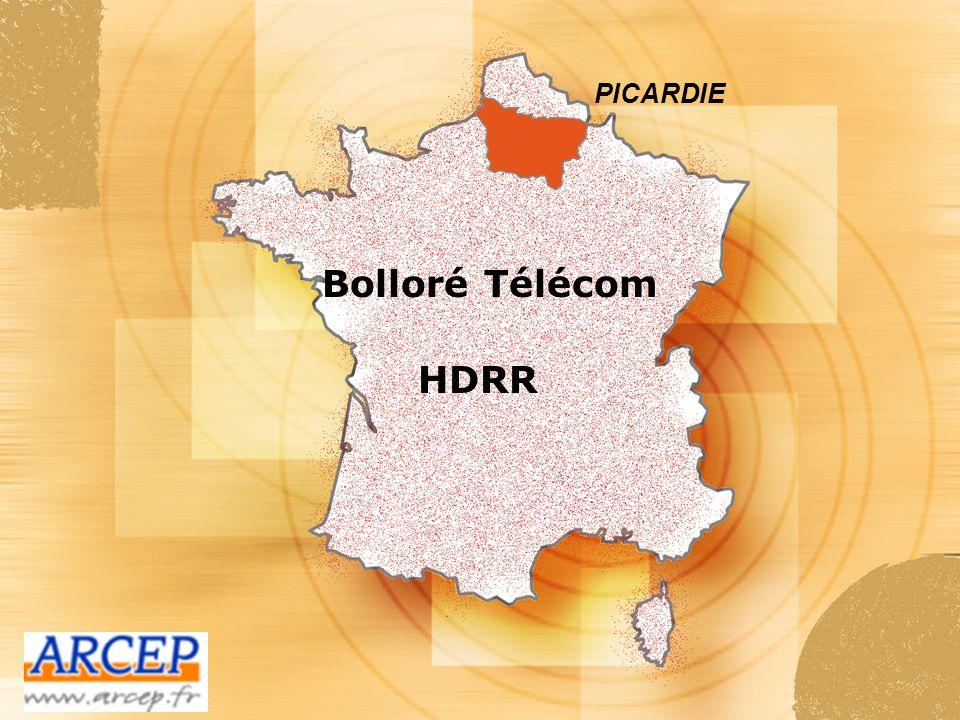 PICARDIE Bolloré Télécom HDRR