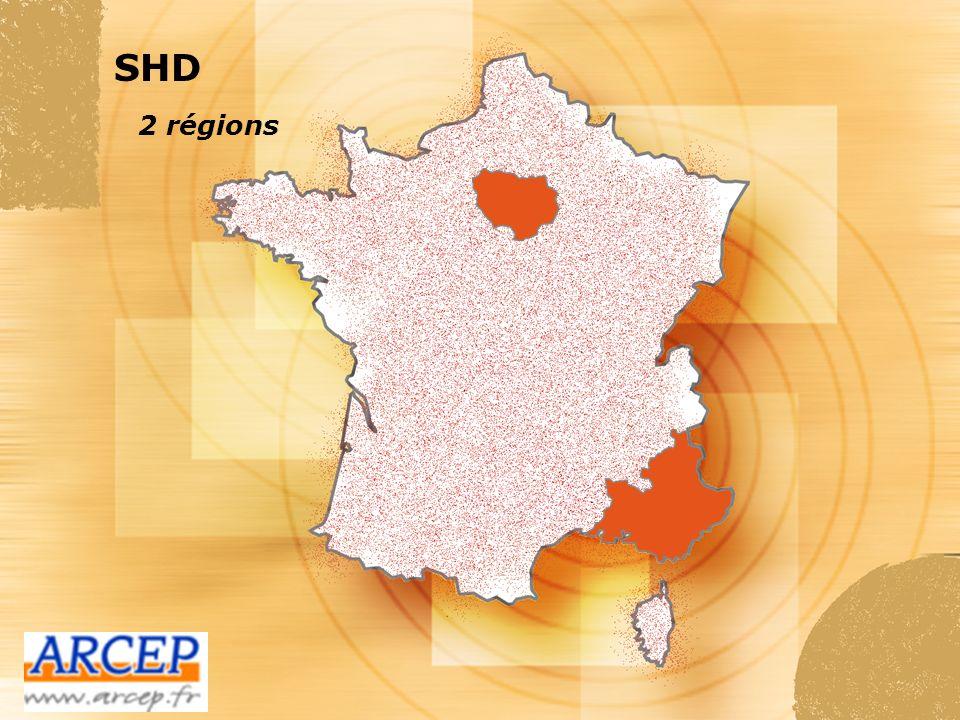 SHD 2 régions