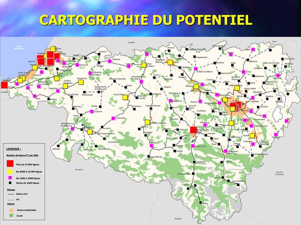 CARTOGRAPHIE DU POTENTIEL