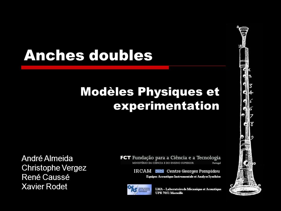 Modèles Physiques et experimentation
