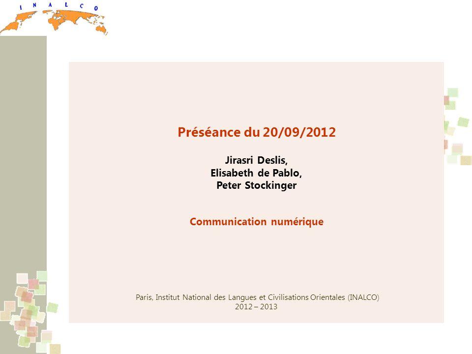 Communication numérique