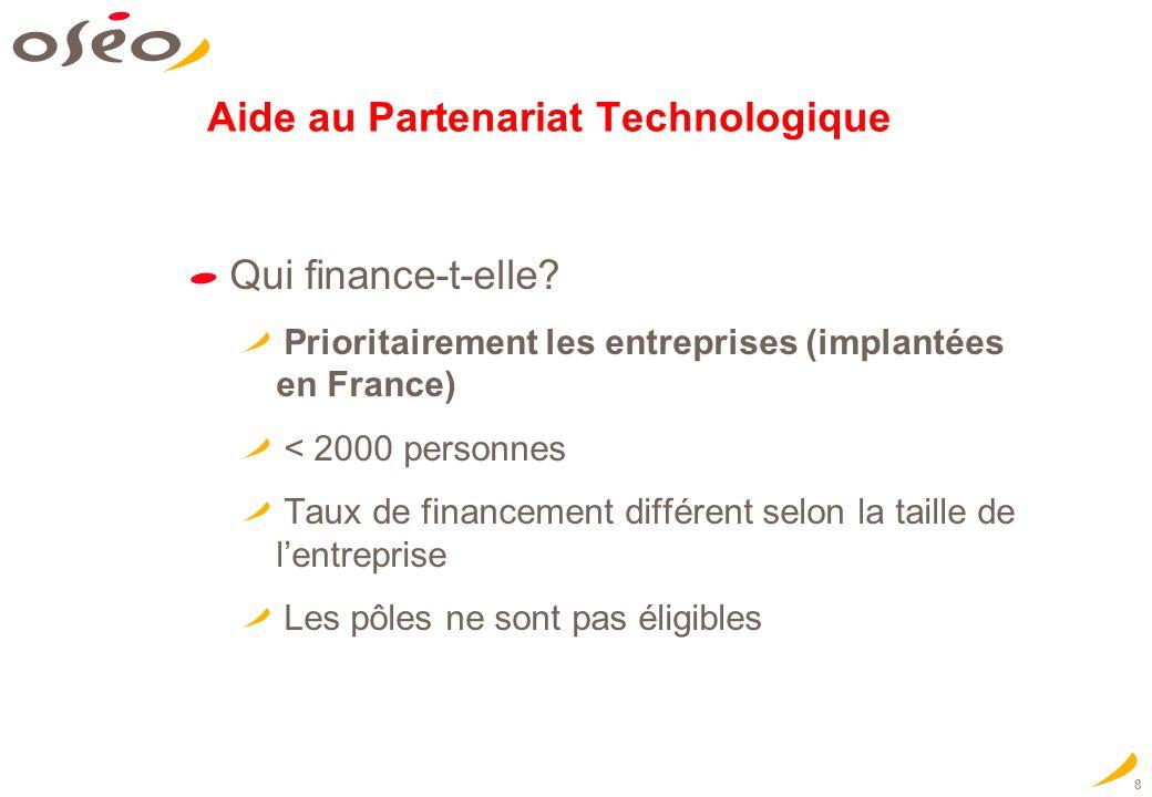 Aide au Partenariat Technologique