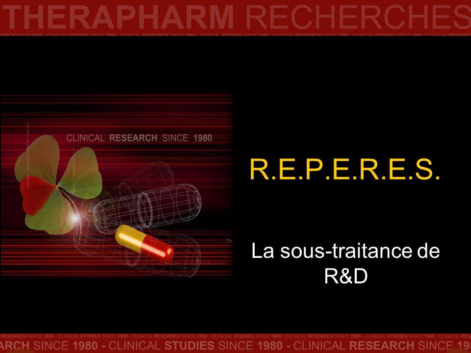 La sous-traitance de R&D