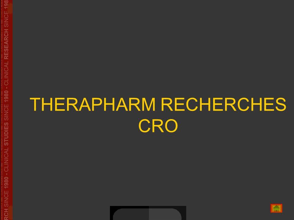 THERAPHARM RECHERCHES