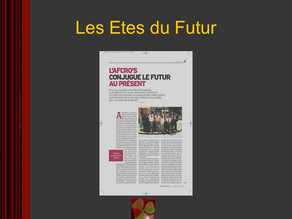 Les Etes du Futur