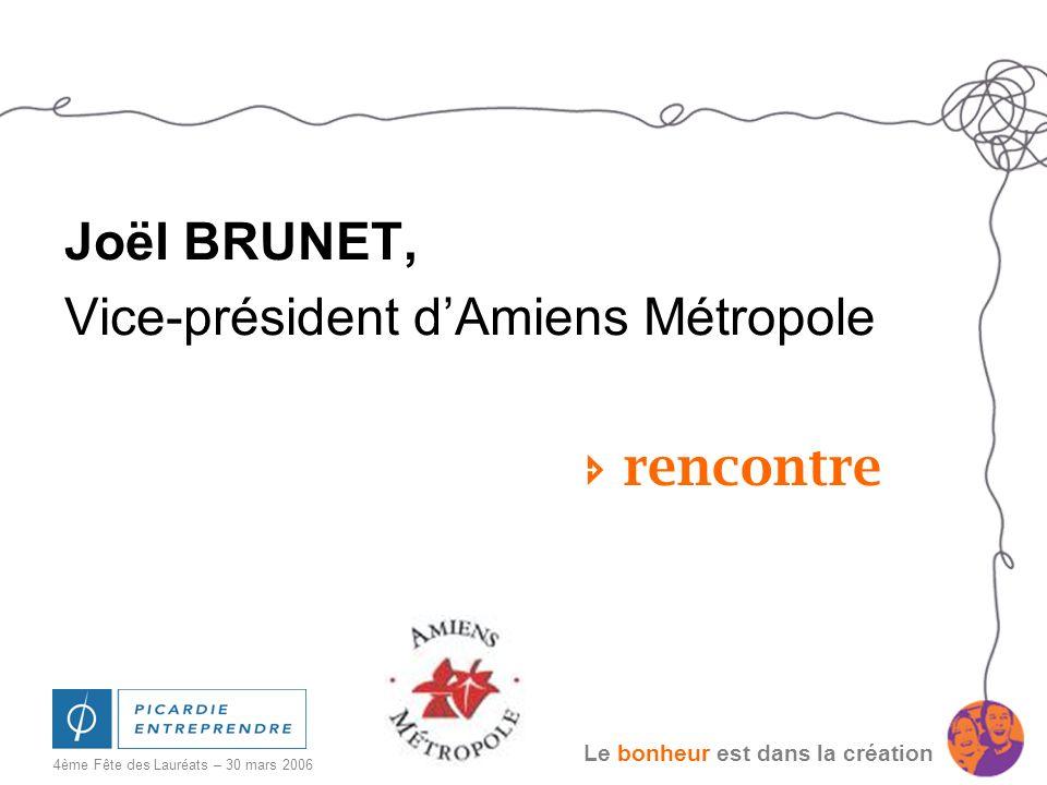 Vice-président d'Amiens Métropole
