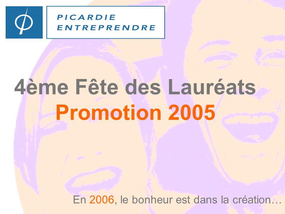 4ème Fête des Lauréats Promotion 2005