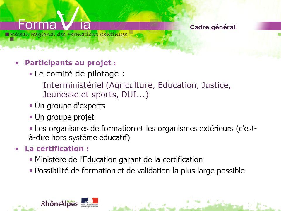 Ministère de l Education garant de la certification