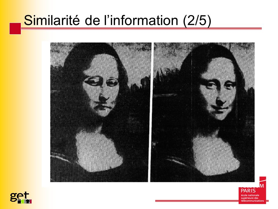 Similarité de l'information (2/5)