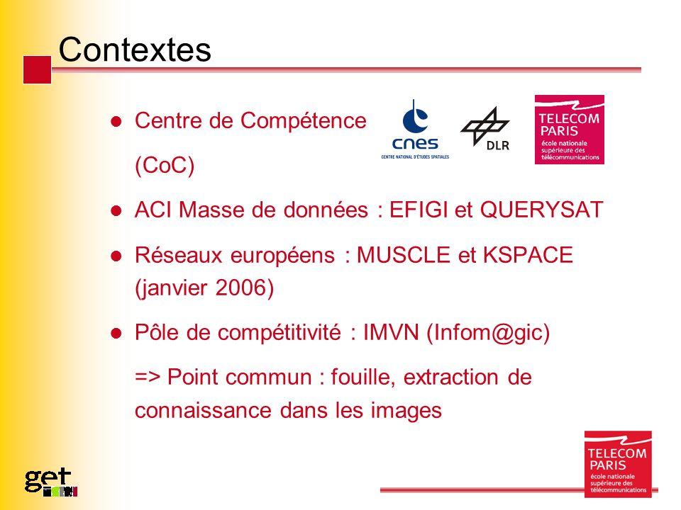 Contextes Centre de Compétence (CoC)