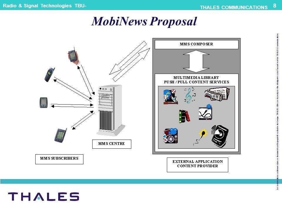 MobiNews Proposal