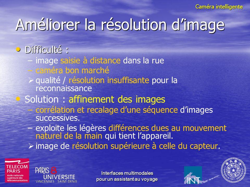 Améliorer la résolution d'image