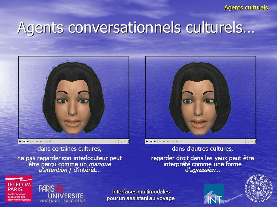 Agents conversationnels culturels…