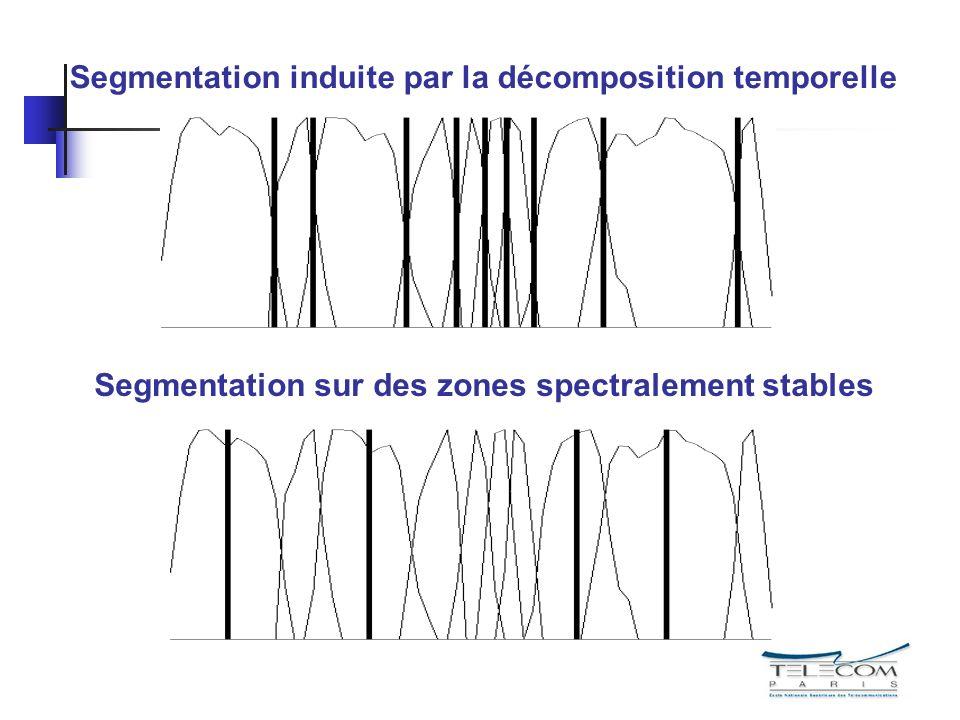 Segmentation induite par la décomposition temporelle