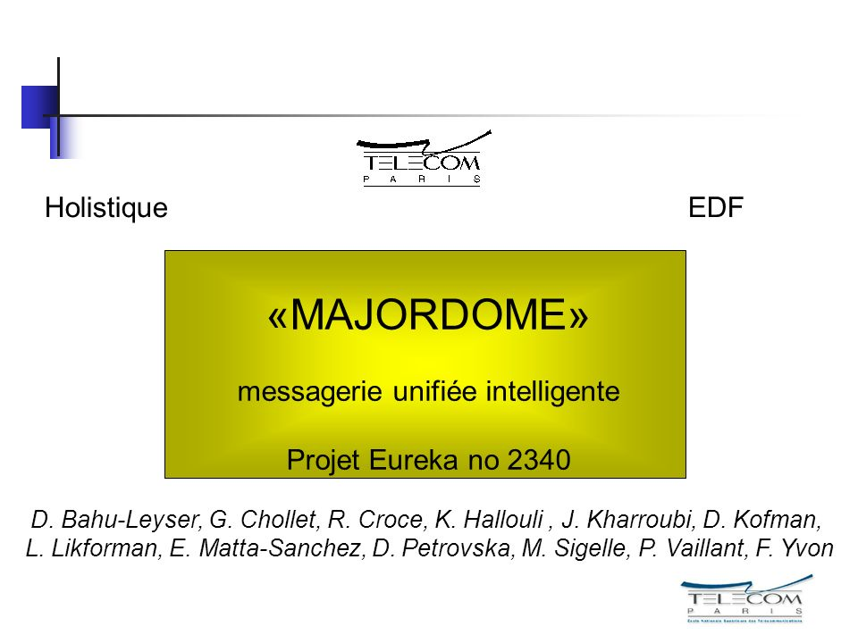 messagerie unifiée intelligente