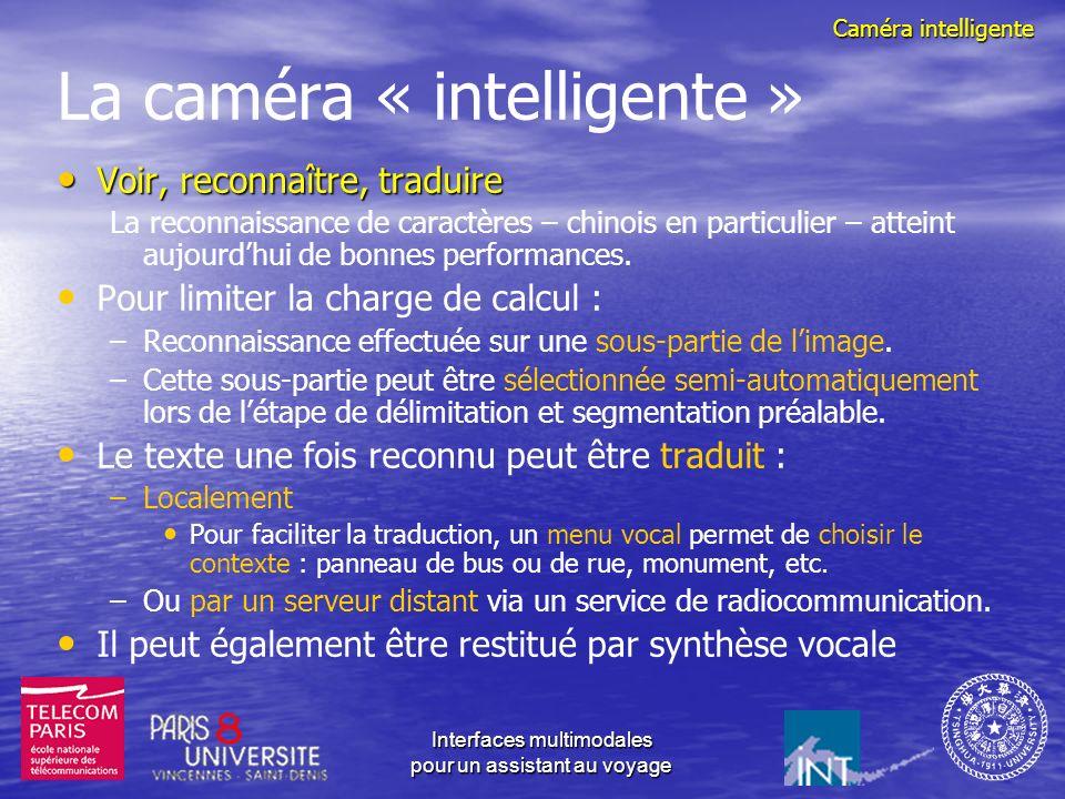 La caméra « intelligente »