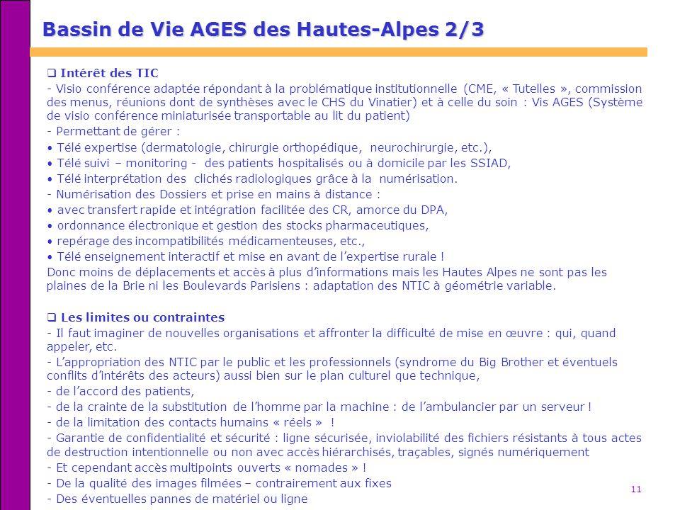 Bassin de Vie AGES des Hautes-Alpes 2/3