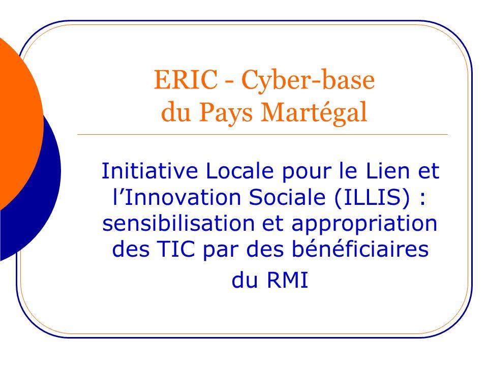 ERIC - Cyber-base du Pays Martégal