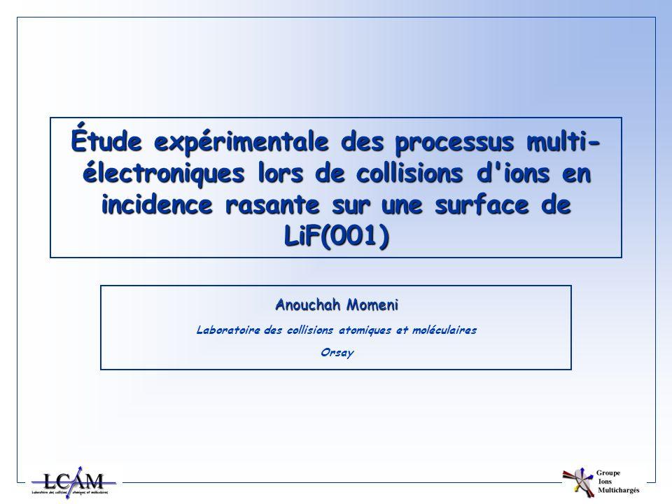 Laboratoire des collisions atomiques et moléculaires