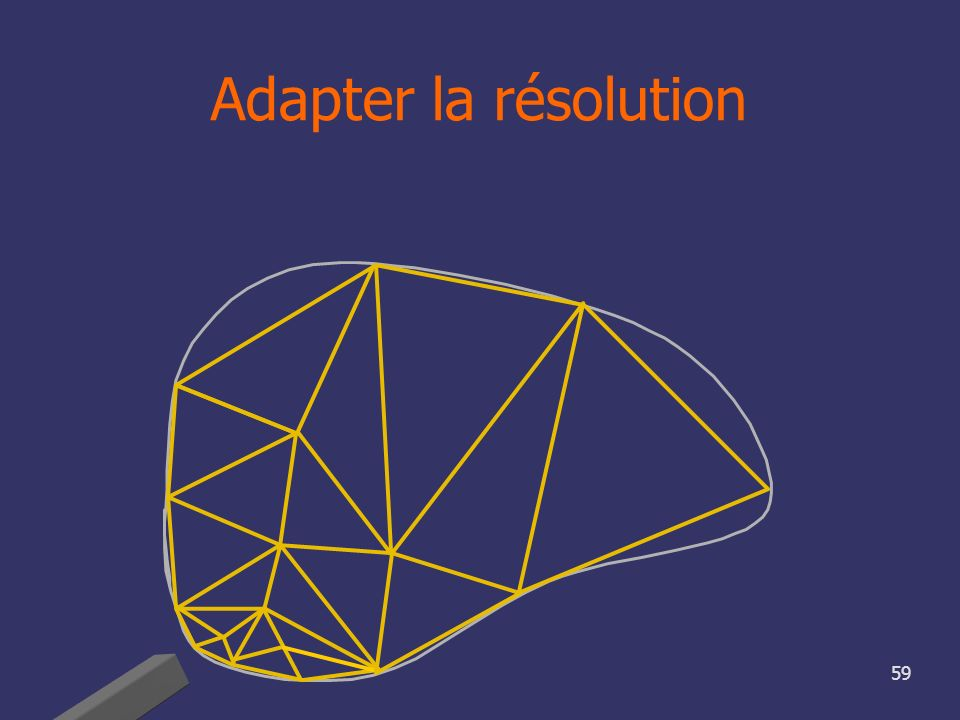 Adapter la résolution