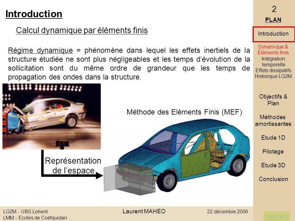 Méthode des Eléments Finis (MEF)