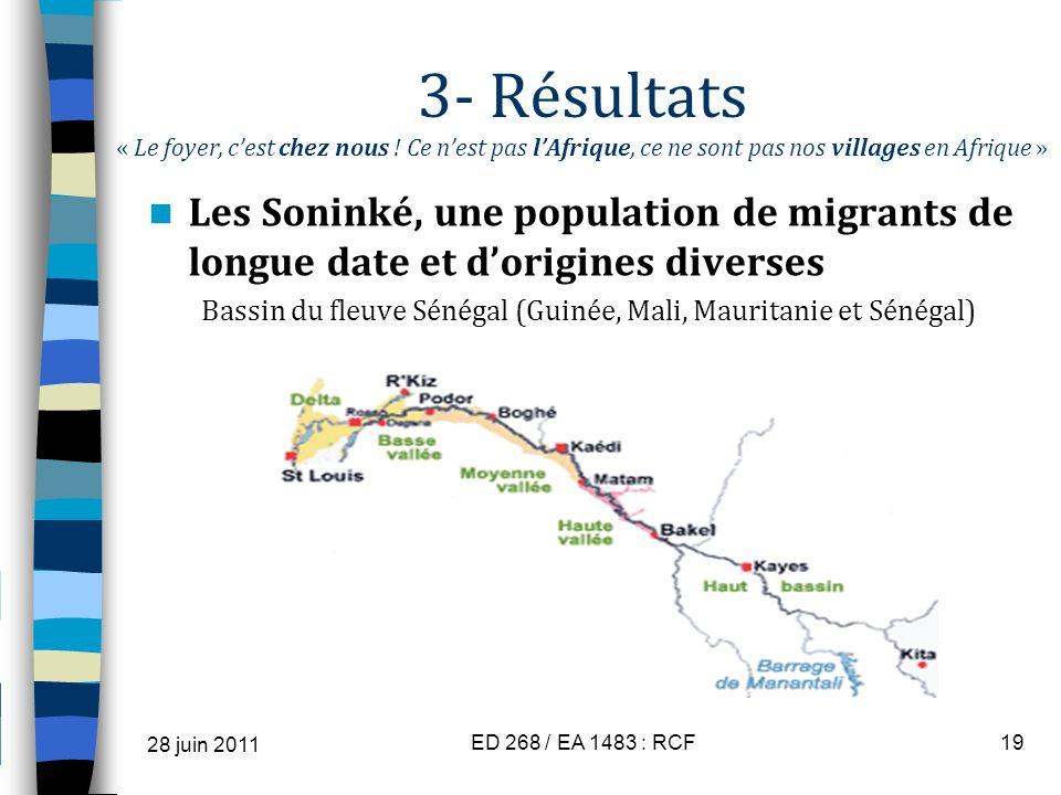 Bassin du fleuve Sénégal (Guinée, Mali, Mauritanie et Sénégal)