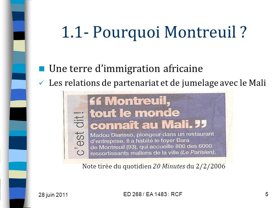 Note tirée du quotidien 20 Minutes du 2/2/2006