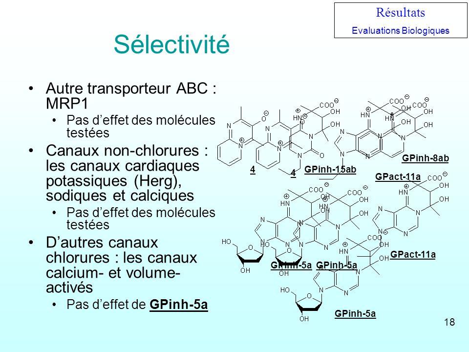 Evaluations Biologiques