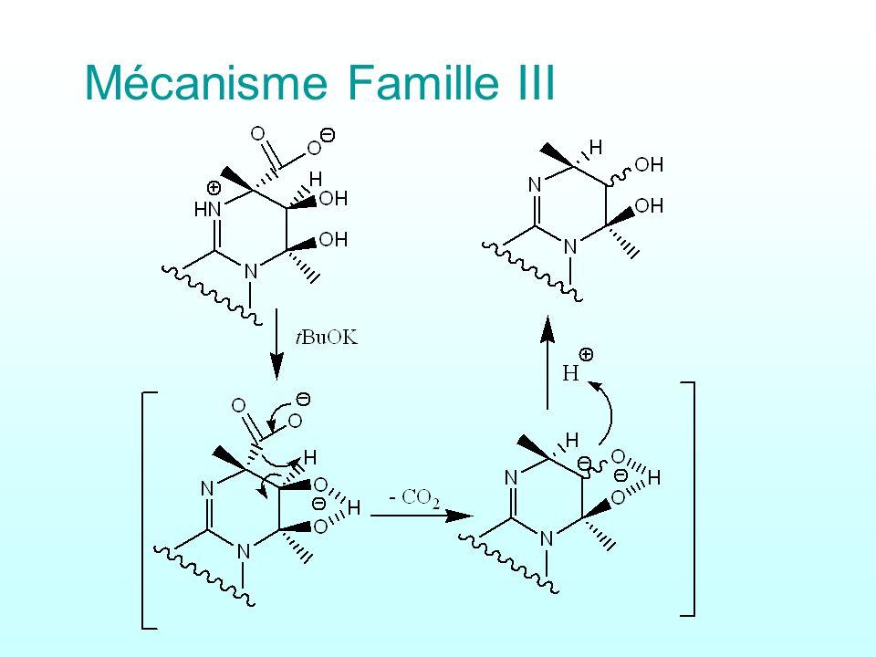 Mécanisme Famille III