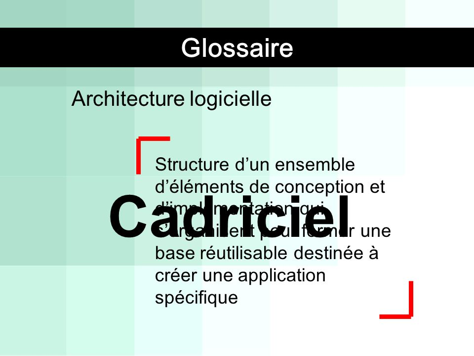 Jean baptiste filippi ppt video online t l charger for Architecture logicielle