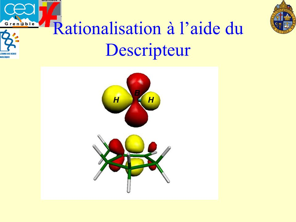 Rationalisation à l'aide du Descripteur