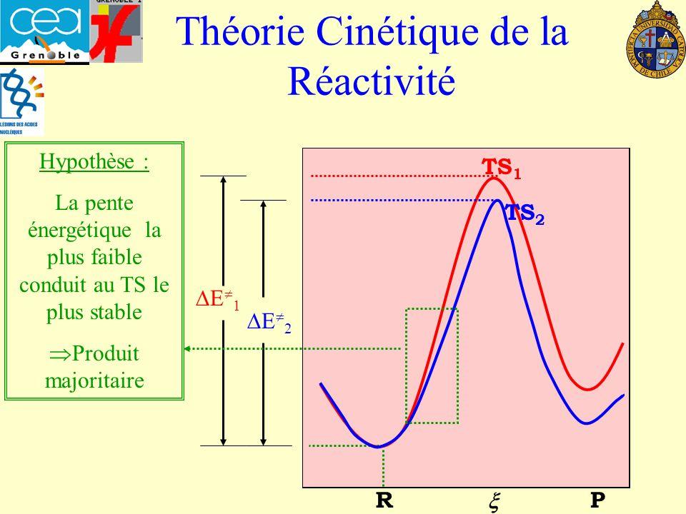 Théorie Cinétique de la Réactivité