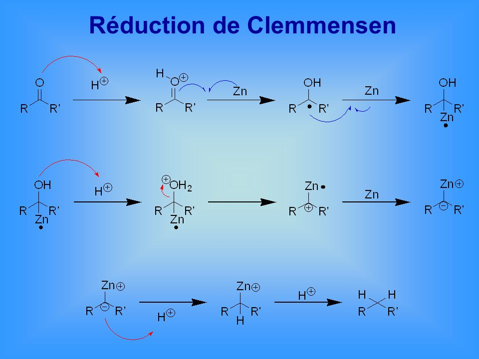 Réduction de Clemmensen