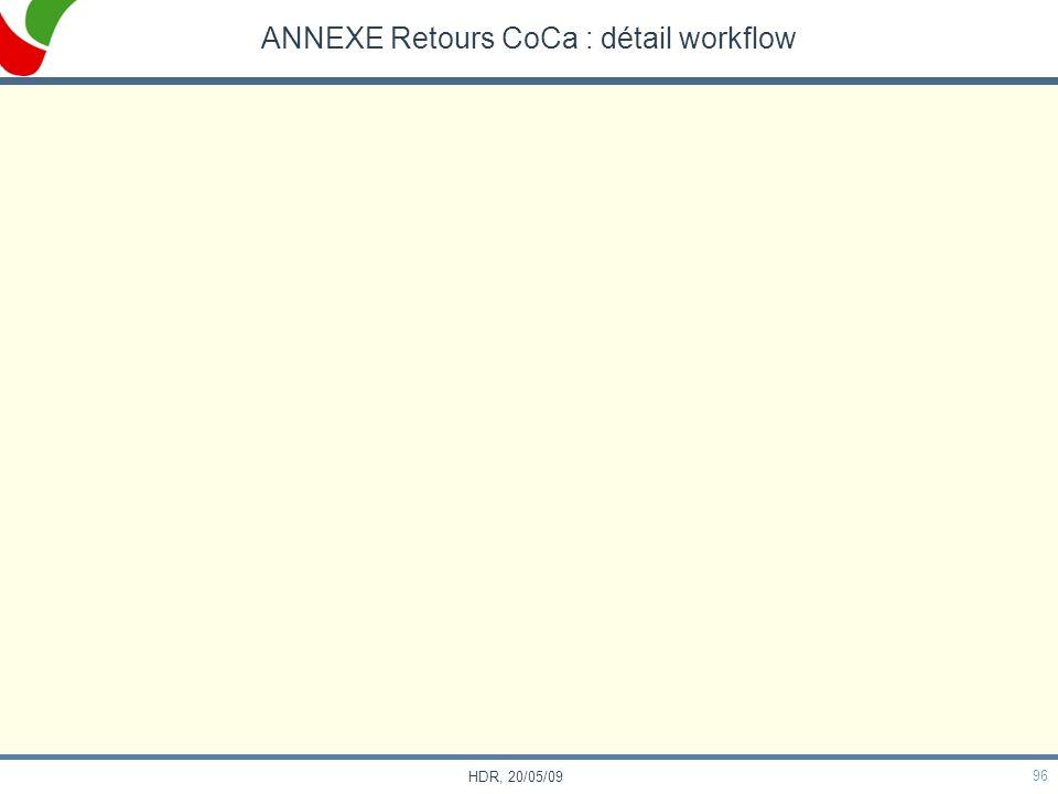 ANNEXE Retours CoCa : détail workflow